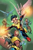 Historia de Jolt (Origen) Thunderbolts - Marvel Comics