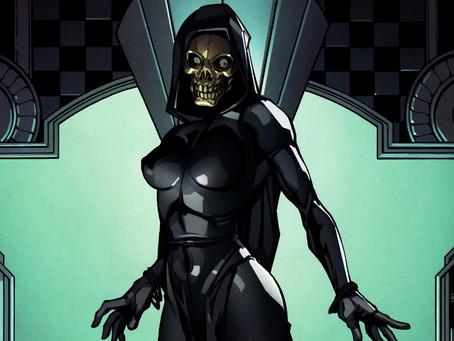 La Historia De La Muerte (ORIGEN) - Marvel Comics