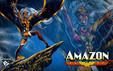 La Historia De Amazon | Wonder Woman Y Storm | Universo Amalgama