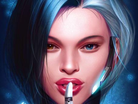 Luna Snow   La Primera Superheroína K-pop de Marvel Comics