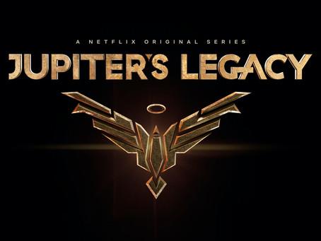 JUPITER'S LEGACY | Todo Lo Que Debes Saber | El Legado De Jupiter - Netflix - Image Comics