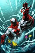 Historia De Stingray (Walter Newell) - Marvel Comics