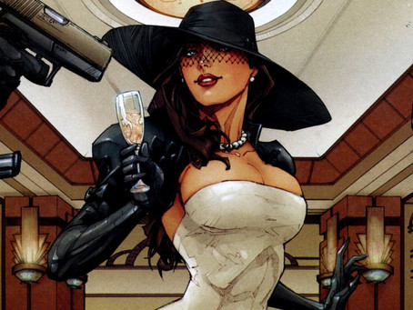 ¿Quién es Madame Mirage? (ORIGEN) - Top Cow