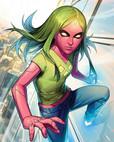 ¿Quién es VIV VISION? La Hija Sintezoide de Vision (ORIGEN) - Marvel Comics