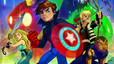 Capitán América II (James Rogers) - Historia y Origen - Marvel Comics