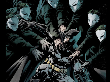 La Historia De La Corte De Los Buhos | Court Of The Owls | (ORIGEN) - DC Comics | Comics Story