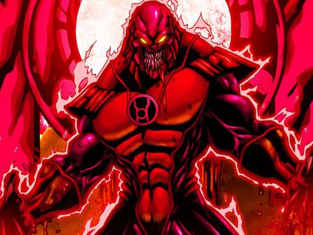 Atrocitus y Los Red Lantern Corps (Historia Y Origen) - DC Comics