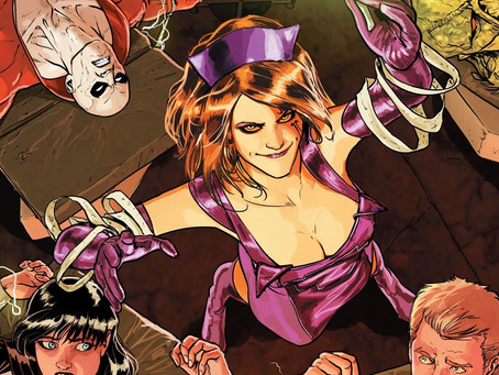 ¿Quién es Nightmare Nurse? ORIGEN | Justice League Dark - DC Comics