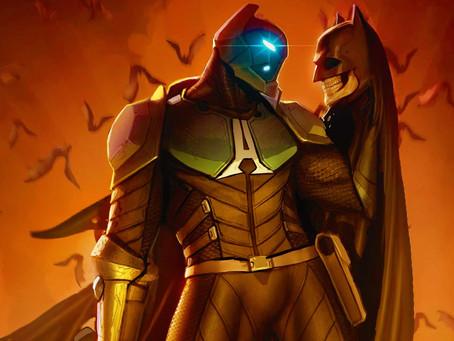 La Historia De Arkham Knight (Astrid Arkham) - DC Comics