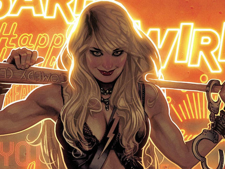"Barb Wire ""La Cazarrecompensas de Steel Harbor"" - Dark Horse Comics"