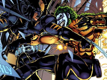 Hyena (Joker y Sabertooth) - Amalgam   Marvel y DC Comics