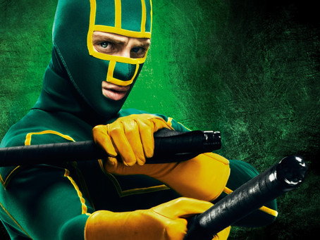 Kick-Ass | El Origen Del Superhéroe Sin Superpoderes - Icon Comics