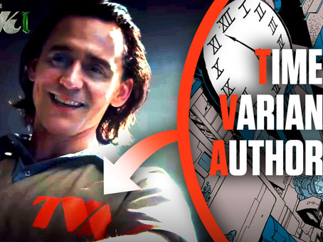 ¿Qué es la TVA? Time Variance Authority | LOKI - Marvel Comics