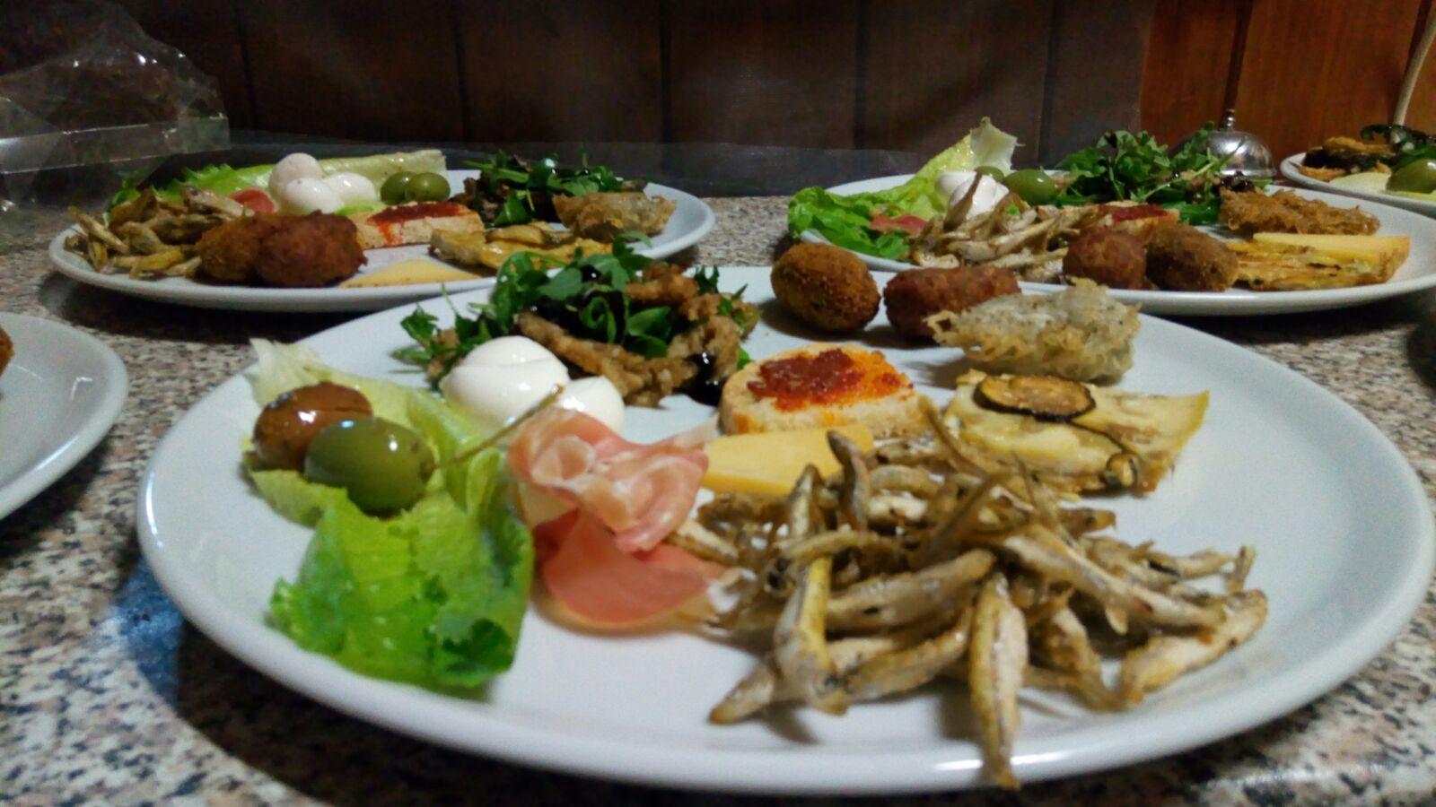 piatti tipici pesce