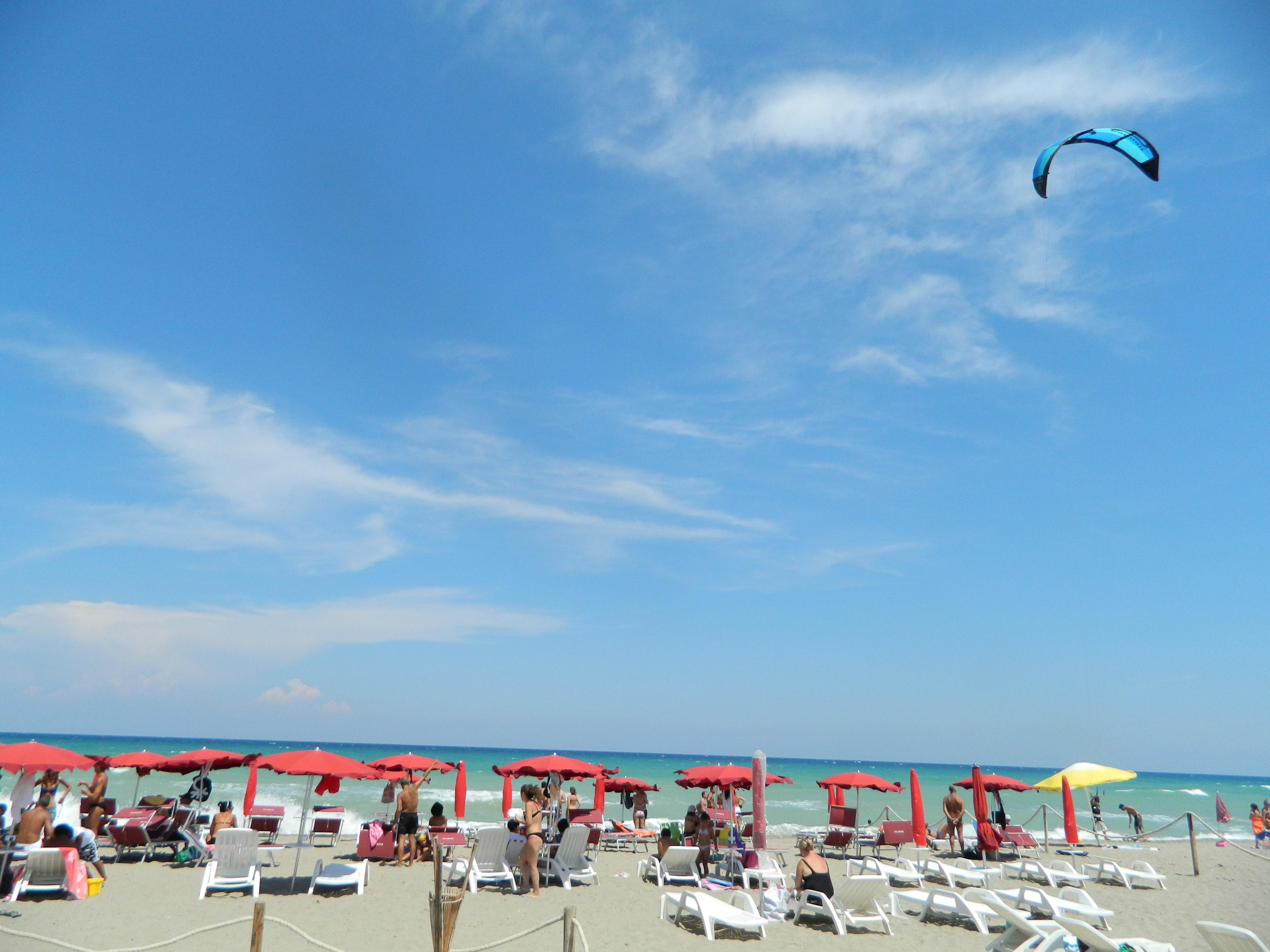 kitesurf cariati