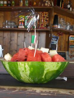 frutta spiaggia cariati