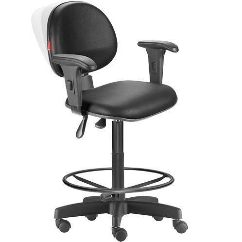 cadeira caixa exec c/ back system