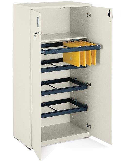 armário alto para pasta suspensa