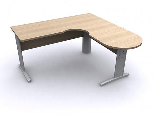 mesa de trabalho peninsular