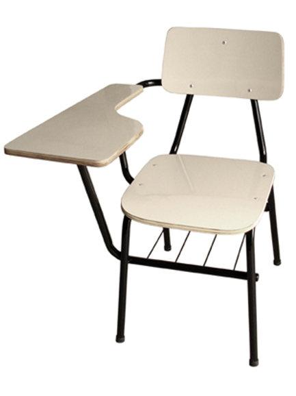 cadeira universitária em fórmica