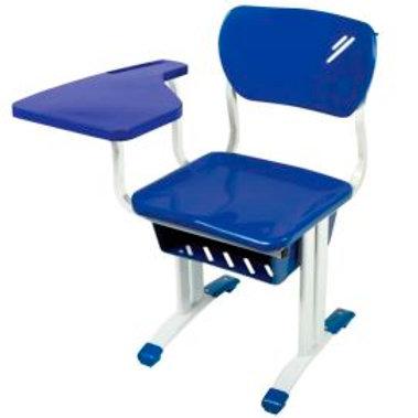 cadeira universitária total polipropileno