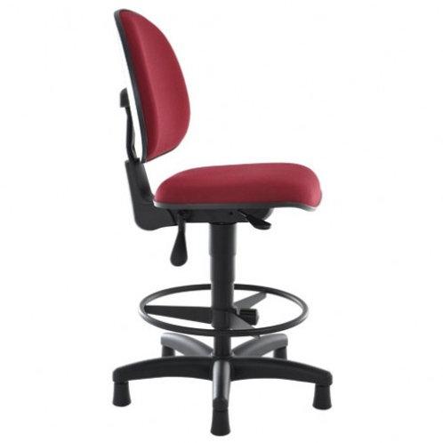 cadeira caixa c/ back system