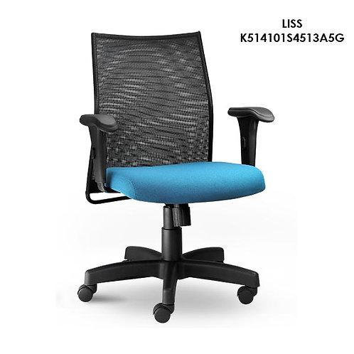 cadeira liss giratória