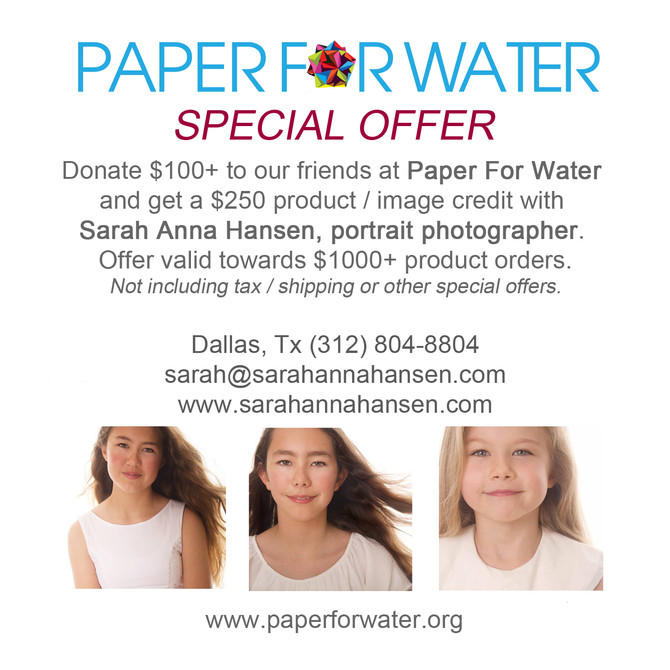 Paper For Water