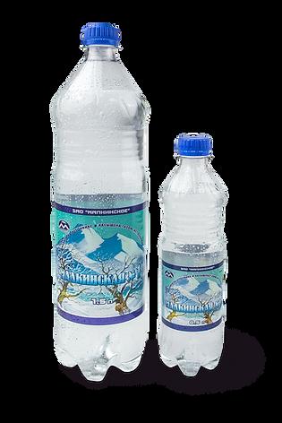 """Газированная минеральная вода """"Малкинская номер 1"""", малкинская №1"""