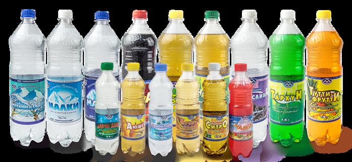 Продукция ЗАО Малкинское, вода малкинское