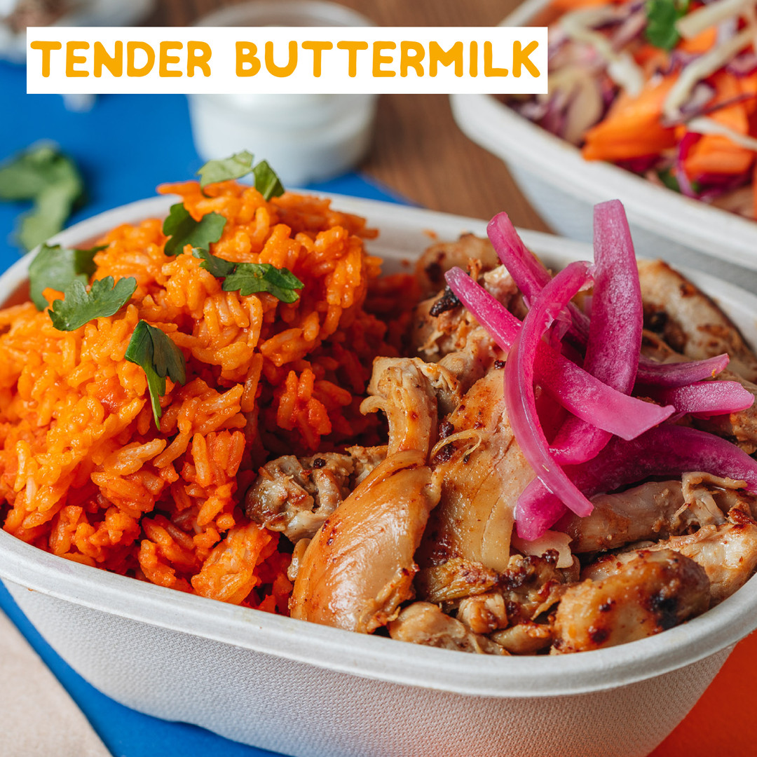 Tender Buttermilk