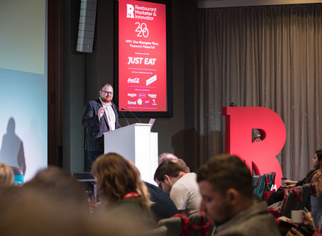 Top Five Themes from Restaurant Marketer & Innovator European Summit 2020