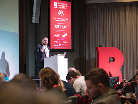 Top Five Themes from Restaurant Marketer & Innovator European Summit 2020