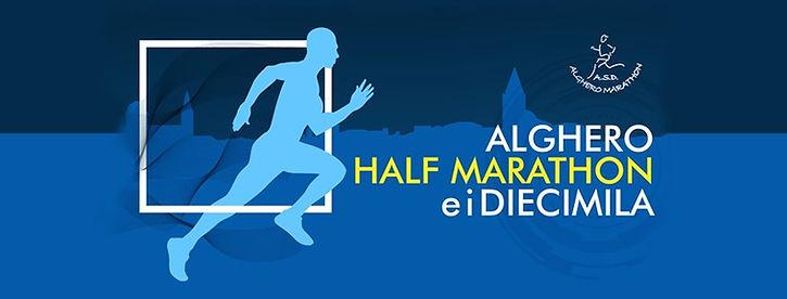 Alghero Half Marathon Logo