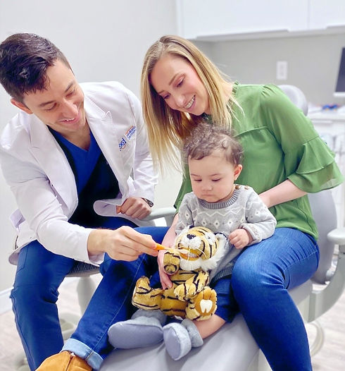 Best Kids Dentist VK Pediatric Dentistry in Arlington, VA
