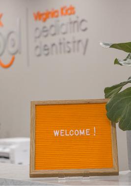 VK Pediatric Dentistry, Arlington Welcom
