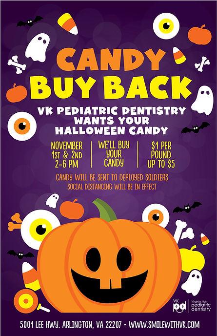 VKPD Candy Buy Back 2020