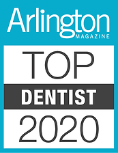 Top Pediatric Dentist Arlington Magazine
