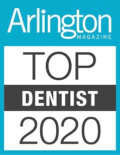 Top Pediatric Dentist Arlington Magazine