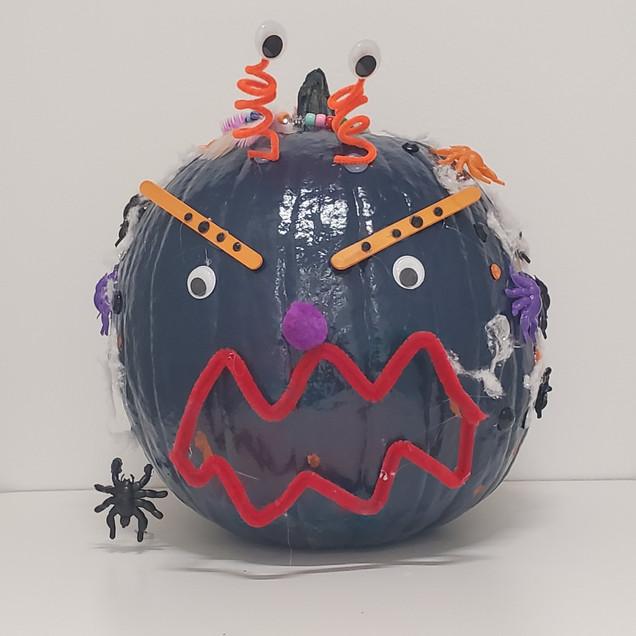 #16: A Spooky Face
