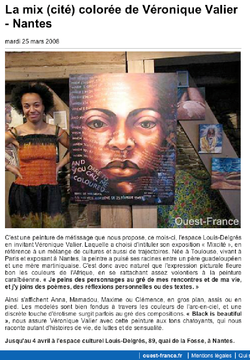Ouest France 2008