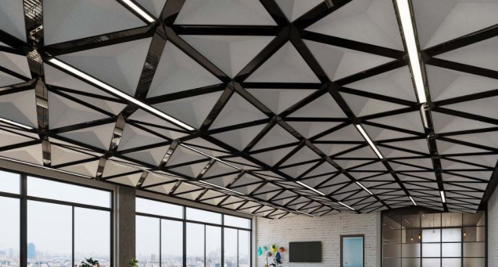 acoustic ceiling grid