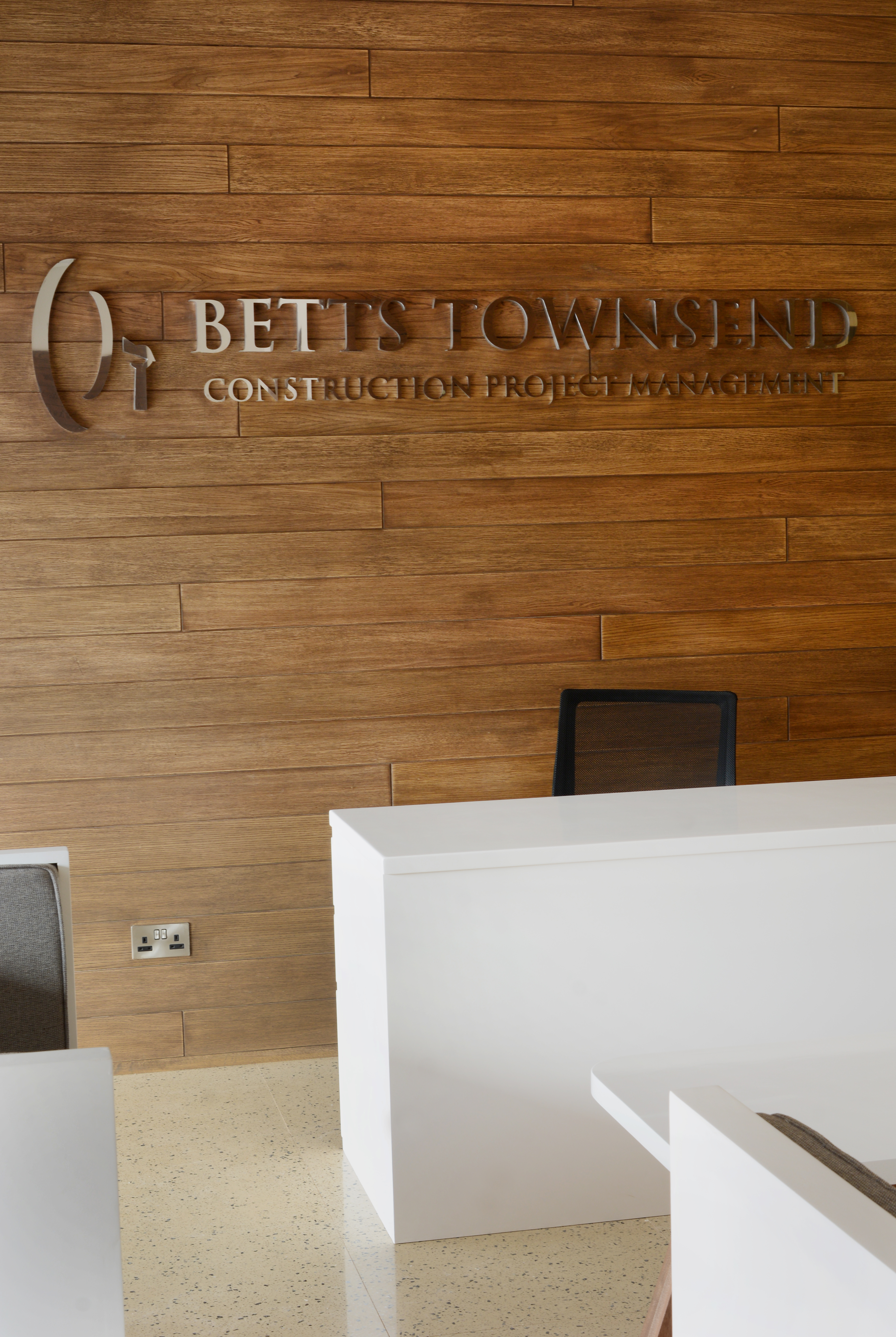 Betts Townsend Reception Area
