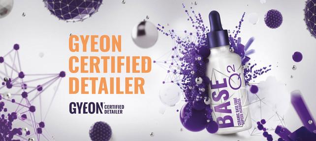 gyeon certified