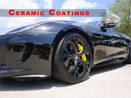 Let's talk about Ceramic Coatings