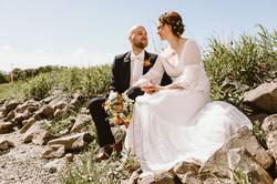 Hochzeit am Rhein bei Königswinter