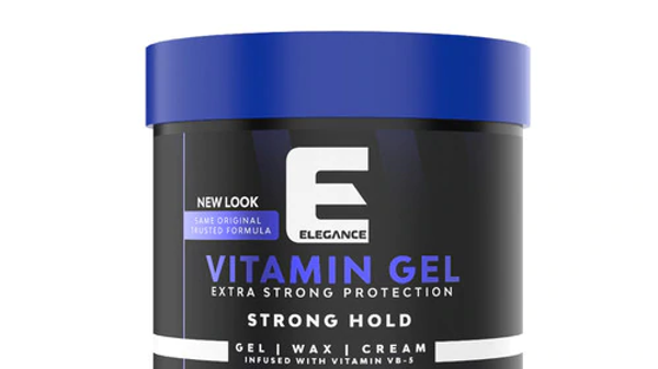 Extra Strong Protection - Strong Hold Hair Gel