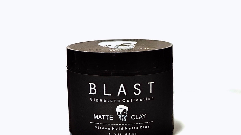 Hair Styling Cream - Blast Matte Clay - 98ml