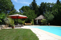 Lespace piscine