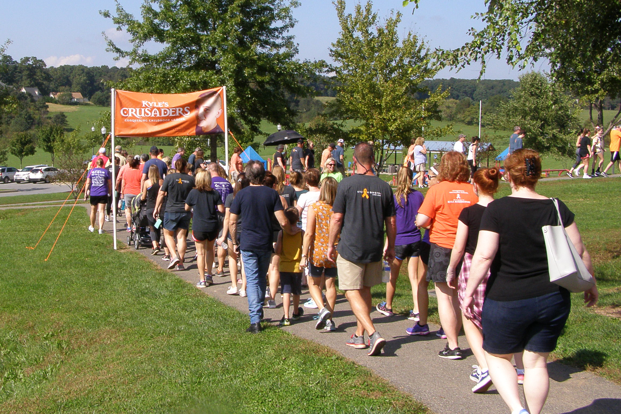 KC 4th Annual Walk-070025
